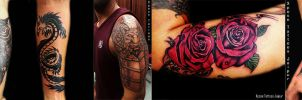 Tattoo Shop In Jaipur Rajasthsn India by XPOSETATTOOS