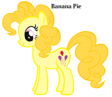 My MLP Charecter by banditandshastagal