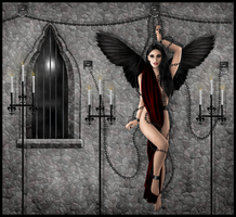 Dark Angel by VooDoo4u2nv
