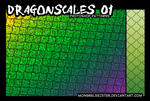 Dragonscales 01 by mongrelmarie