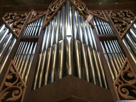 Pipe Organ by -wipeout-