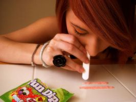 candy addiction by sexandtoast
