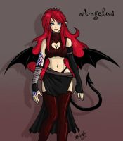 Succubus Version by CrimsonRavenDesign
