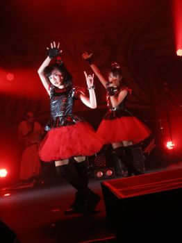 BABYMETAL 62 by iancinerate