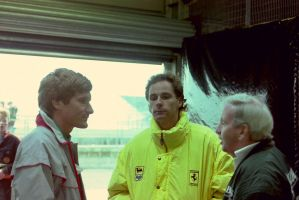 Boutsen|Berger|Mayer(Great Britain Tyre Test 1988) by F1-history
