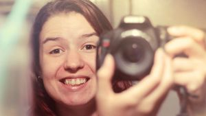 New camera happiness by MoonchildLuiza