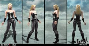 Soul Calibur V - Editor - Trish by soulfenrir