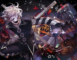 The gift of life by kawacy