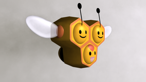 Combee 3D - Finished