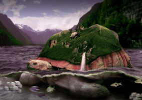Classic Turtle Manipulation by MyDreamPixies