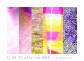 C-M Textures 001 by crowned-meadow