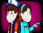 Gravity Falls by InsomniaQueen