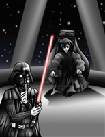 The New Galactic Empire by sakohju