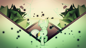 To Another Realm (Collab With Mithandir) by VisualizationBrony