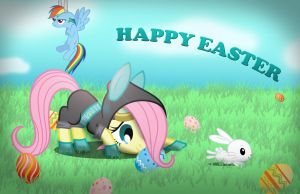 Happy Easter by 0Gamex0