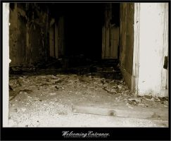 WelcomingEntrance. by disturbed