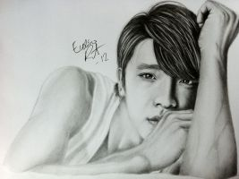 Donghae by evelinappm