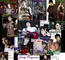 A7X Collage: Zacky V by Dead-of-all-emotion