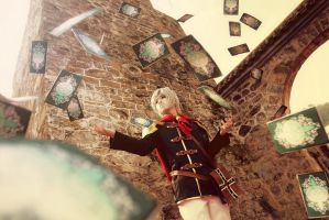Final Fantasy Type 0 - Ace :: 03 by soulCerulean