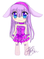 Bunny Girl Adoptable Auction 2[OPEN] by Lovely--Lust