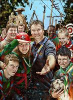 Peter Duncan, Chief Scout by morganpenn