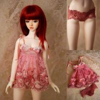 Raspberry Swirl Lingerie by kawaiimon