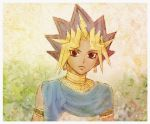 Commission: Desert Prince Atem by Lizeth