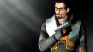 Gordon Freeman. by Kresselack1313