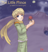 Book Cover -Little Prince- by Kippi