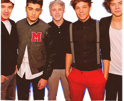 One Direction PNG by YoyitaEditions
