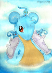 Lapras and Frineds by Lovely-Autumn