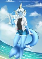 Special Commission: White Wave by Mazohyst-MoexCloud
