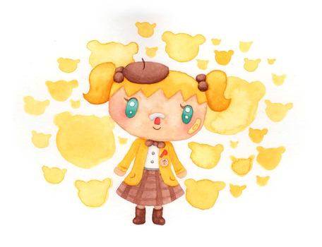 Animal Crossing - Pompompurin costume by Alba-R-Luque