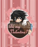 Be My Valentine?? 8D by snowbunnyluv