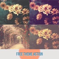 Free Theme Action Set by MagicalMoment