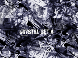 Clyzm CRYSTAL Brushes Set 4 by clyzm