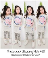 Photopack #20: Ulzzang Kids by CeCeKen2000