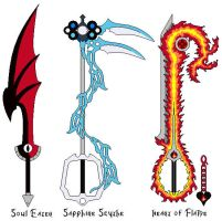 keyblade 6 by suburbbum