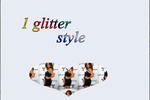 1 glitter syle with BRenda Asnicar by CuteBrenda