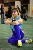 Alpha Chun Li by evaliation