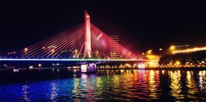 The lights in Guangzhou by meshell1129