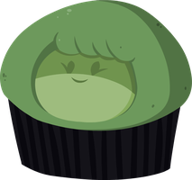 Have a cupcake! by Wazzaldorp