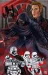 Star Wars VII - The First Order by TyrineCarver