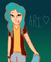 Ari by andouillers