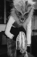 CHEERWOLF COSTUME 2 by THESELFCENTRE