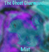 Mist the Ghost Charmander by mca2008