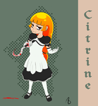 Citrine by Art-Muse