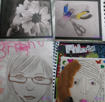 College work by Behind-Insanity