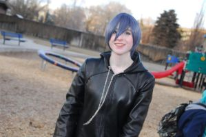 Xion at the Park by Vocaloid01leaklady