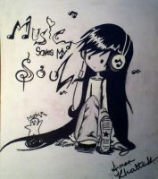 Music Saves My Soul by Midnight-Rainstorm